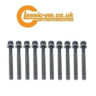 1.5 - 1.8 Head Bolt Set 050103384 / 049103384B Mk1/2/3 Golf, Jetta, Caddy, Scirocco